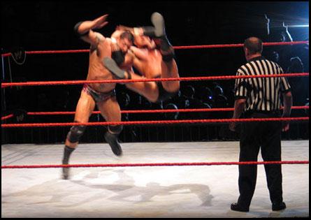 WWE Columbia, Mo