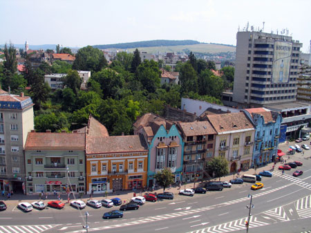Downtown Targu Mures