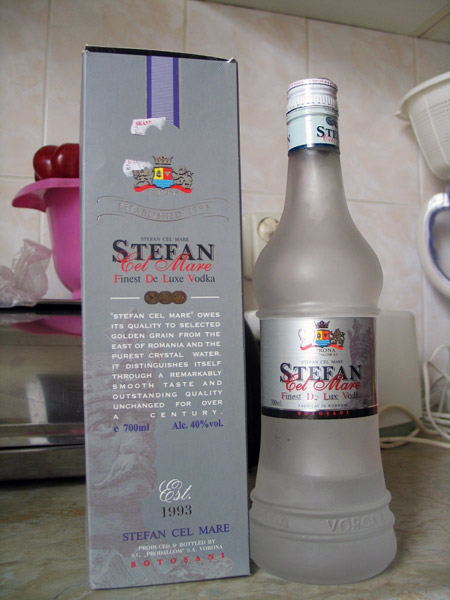 Big Steve Vodka 2