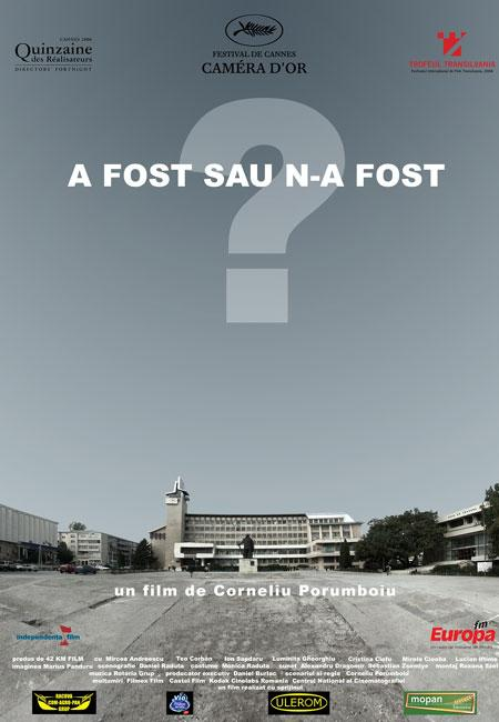 A fost sau n-a fost?