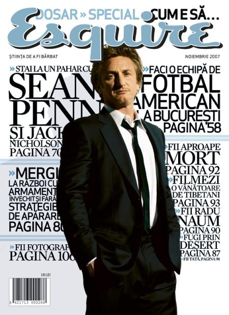 Esquire - Noiembrie 2007