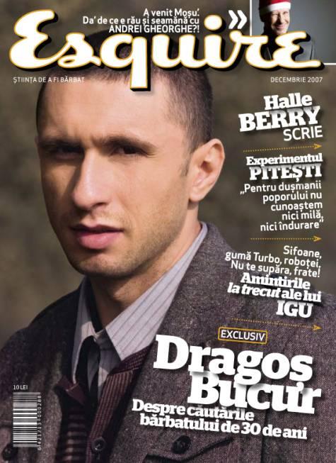 Esquire - Decembrie 2007